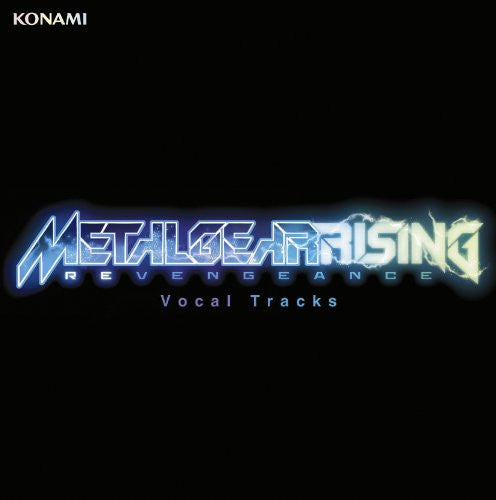 Image 1 for METAL GEAR RISING REVENGEANCE Vocal Tracks