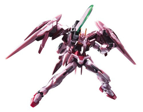 Image 2 for Kidou Senshi Gundam 00 - GN-0000 + GNR-010 00 Raiser - HG00 #42 - 1/144 - Trans-Am Mode, Gloss Injection Ver. (Bandai)