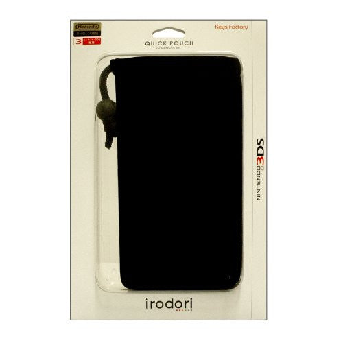 Image 1 for Quick Pouch 3DS (black)