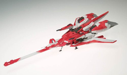 "Image 4 for Gundam Sentinel - MSZ-006A1 Zeta Plus A1 - MSZ-006C1 Ζeta Plus C1 - MSZ-006C1[bst] Zeta Plus C1 ""Hummingbird"" - Gundam Fix Figuration Metal Composite 1005 - 1/100 - Red ver. (Bandai)"