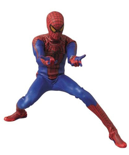 Image 2 for The Amazing Spider-Man - Spider-Man - Real Action Heroes 591 - 1/6 (Medicom Toy)