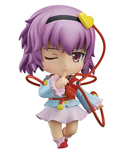Image 1 for Touhou Project - Komeiji Satori - Nendoroid #609 (Good Smile Company)