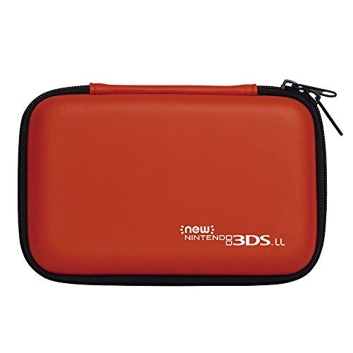 Image 2 for Slim Hard Pouch for New 3DS LL (Red)