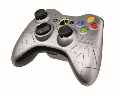 Image 2 for Xbox 360 Wireless Controller [Halo Reach Limited Edition]