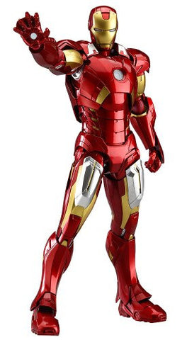 Image for The Avengers - Iron Man Mark VII - Figma #217 (Good Smile Company, Max Factory)