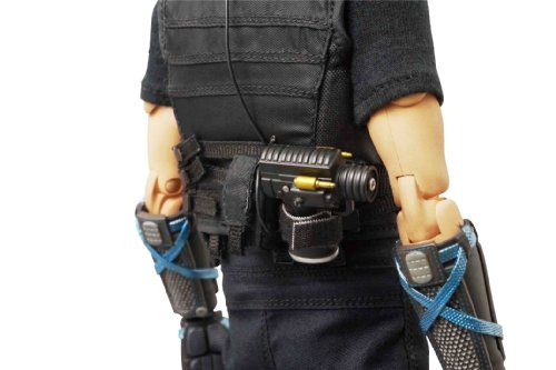 Image 5 for Mission: Impossible - Ghost Protocol - Ethan Hunt - Real Action Heroes #596 - 1/6 (Medicom Toy)