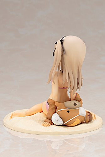 Image 9 for Girls und Panzer der Film - Shimada Alice - 1/7 - Swimsuit ver. (Kotobukiya)