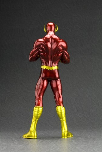 Image 8 for Justice League - Flash - DC Comics New 52 ARTFX+ - 1/10 (Kotobukiya)
