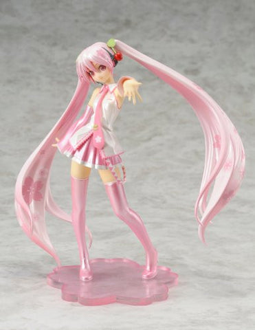 Image for Vocaloid - Hatsune Miku - Figure Japan - 1/10 - Sakura ver. (Hobby Japan, Good Smile Company)