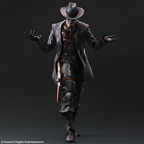 Image 6 for Metal Gear Solid V: The Phantom Pain - Skull Face - Play Arts Kai (Square Enix)