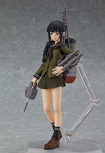 Image 3 for Kantai Collection ~Kan Colle~ - Kitakami - Figma #262 (Max Factory)