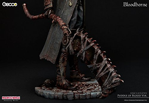 Image 11 for Bloodborne - Hunter - 1/6 - Puddle of Blood Ver. (Gecco, Mamegyorai)