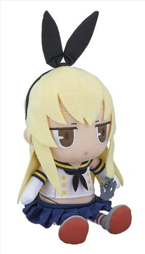 Image 2 for Kantai Collection ~Kan Colle~ - Shimakaze - Osuwari Plush (Ensky)