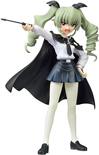 Image 1 for Girls und Panzer - Anchovy - PM Figure