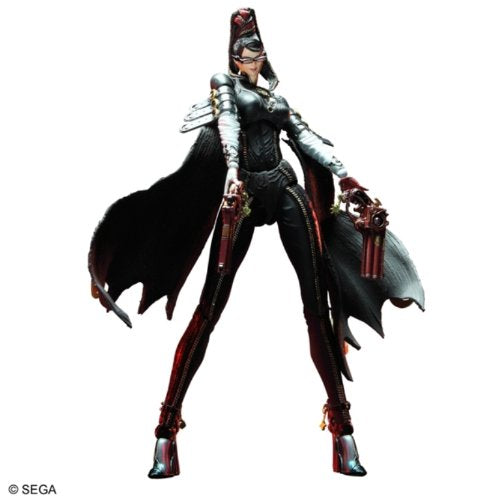 Image 1 for Bayonetta - Play Arts Kai (Square Enix)
