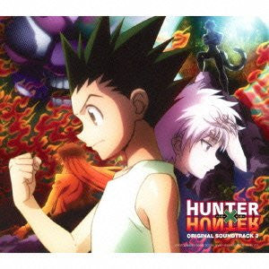 Image 1 for HUNTER×HUNTER Original Soundtrack 3