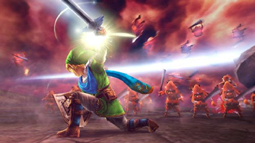 Image 6 for Zelda Musou Hyrule Warriors [Treasure Box]