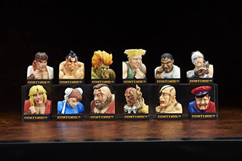 Image for STREET FIGHTER II - Makegao (Loser Face) Trading Figure Collection - Vol.1 Box