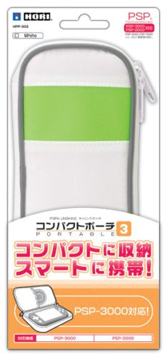 Image 1 for Compact Pouch Portable 3 (White)
