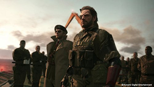 Image 4 for Metal Gear Solid V Ground Zeroes + The Phantom Pain