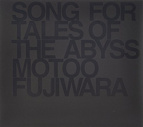 Image 1 for SONG FOR TALES OF THE ABYSS MOTOO FUJIWARA