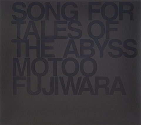 Image for SONG FOR TALES OF THE ABYSS MOTOO FUJIWARA
