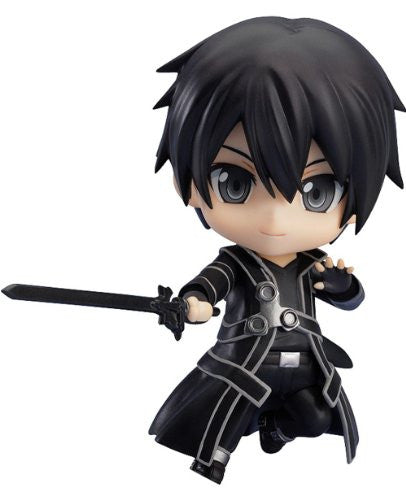 Image 1 for Sword Art Online - Kirito - Nendoroid #295 (Good Smile Company)