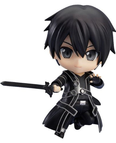 Image for Sword Art Online - Kirito - Nendoroid #295 (Good Smile Company)