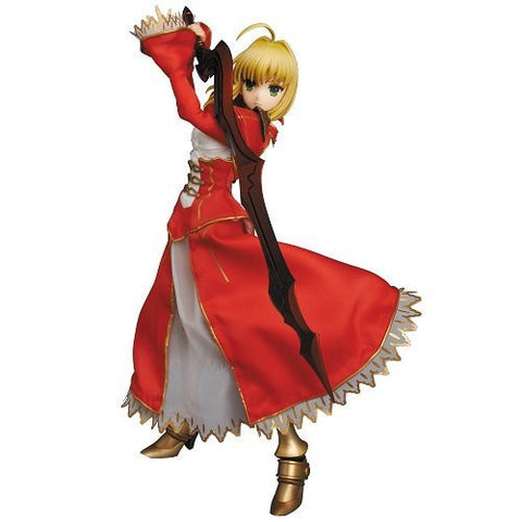 Image for Fate/EXTRA - Saber EXTRA - Real Action Heroes #713 - 1/6 (Medicom Toy)