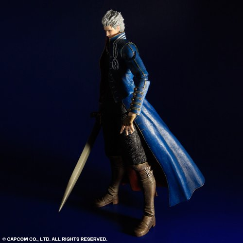 Image 8 for Devil May Cry 3 - Vergil Sparda - Play Arts Kai (Square Enix)