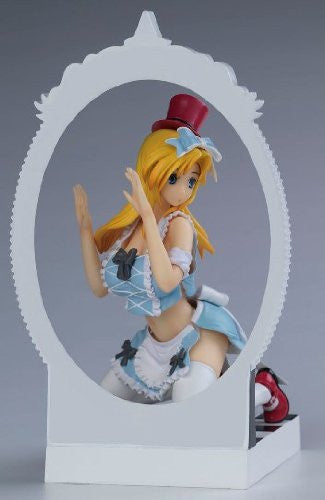 Image 2 for Kagami no Kuni no Alice - Alice - Fairy Tale Figure - 1/8 - Blue Dress ver. (Kaitendoh, Lechery)