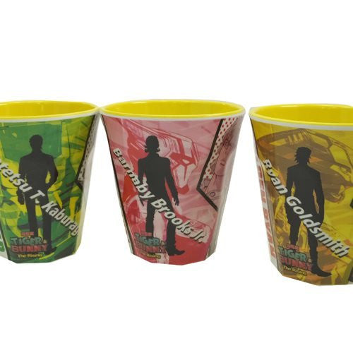 Image 3 for Gekijouban Tiger & Bunny -The Rising- - Kaburagi T. Kotetsu - Cup - Melamine Cup (Hasepro)