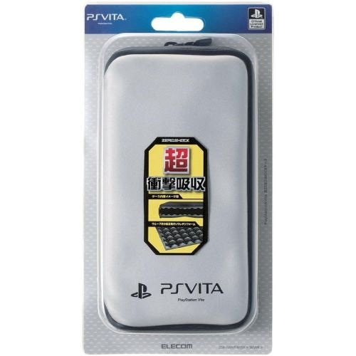 Image 2 for PS Vita Zero Shock Case (Silver)