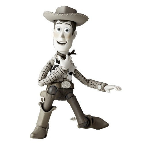 Image 2 for Toy Story - Woody - Revoltech - Revoltech SFX #010 - Sepia Color Ver (Kaiyodo)