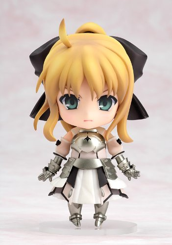 Image 5 for Fate/Unlimited Codes - Fate/Stay Night - Saber Lily - Nendoroid #077 (Good Smile Company)