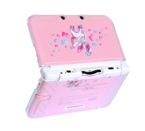 Image 3 for Pokemon PC Cover for 3DS LL (Sylveon)