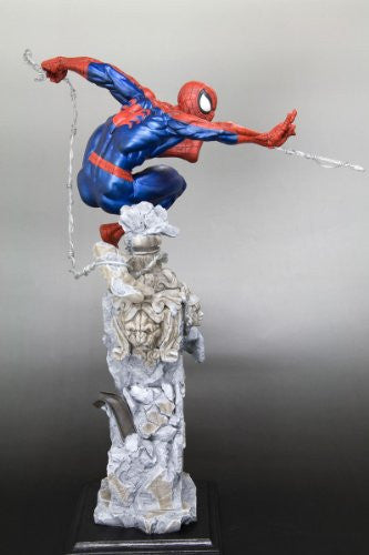 Image 5 for The Amazing Spider-Man - Spider-Man - Fine Art Statue - 1/6 (Kotobukiya)