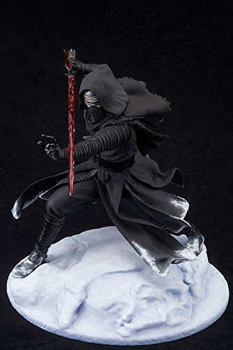 Image 4 for Star Wars: The Force Awakens - Kylo Ren - ARTFX Statue - 1/7 (Kotobukiya)
