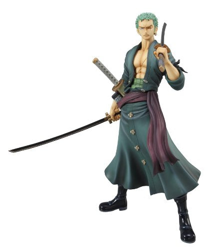 "Image 12 for One Piece - Roronoa Zoro - Excellent Model - Portrait Of Pirates ""Sailing Again"" - 1/8 - Timeskip ver. (MegaHouse)"