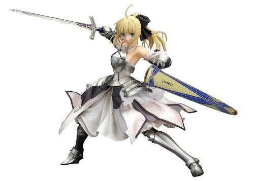 Image 1 for Fate/Unlimited Codes - Saber Lily - 1/7 - Distant Avalon (Good Smile Company)