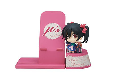 Image for Love Live! School Idol Project - Yazawa Niko - Cell Phone Stand - Choco Sta (Broccoli)