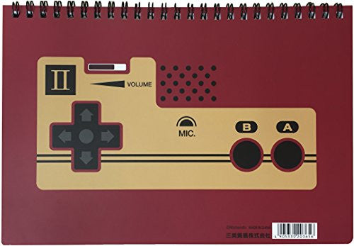 Image 3 for Famicom Ring Notebook - Controller
