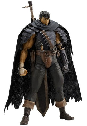 Image for Berserk - Guts - Figma - Black Soldier ver. - 120 (Max Factory)