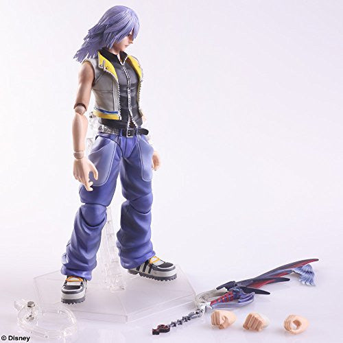 Image 9 for Kingdom Hearts II - Riku - Kingdom Hearts II Play Arts Kai - Play Arts Kai (Square Enix)