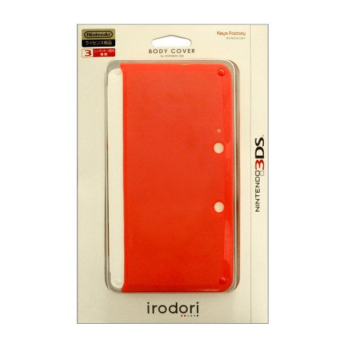 Image 1 for Body Cover 3DS (red)Body Cover 3DS (pink)