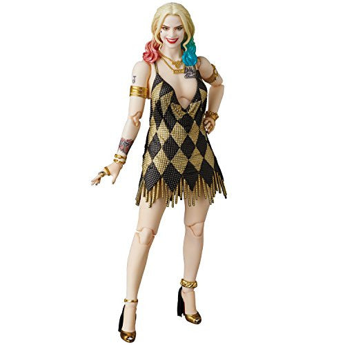 Image 1 for Suicide Squad - Harley Quinn - Mafex No.042 - Dress Ver. (Medicom Toy)