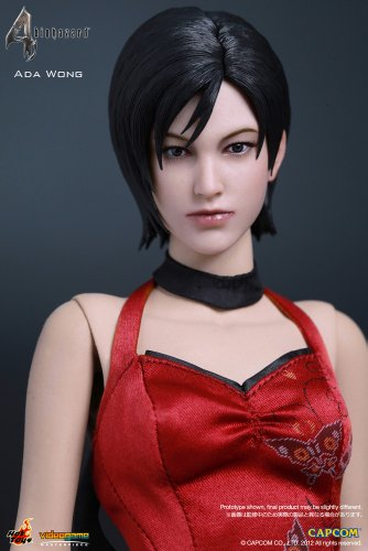 Image 6 for Biohazard 4 - Ada Wong - VideoGame Masterpiece - 1/6 (Hot Toys)
