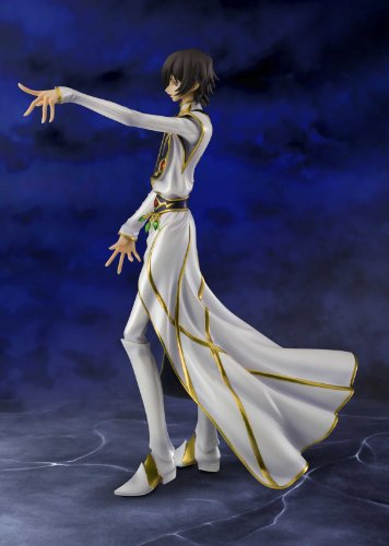 Image 3 for Code Geass - Hangyaku no Lelouch R2 - Lelouch Lamperouge - G.E.M. - 1/8 - Emperor (MegaHouse)