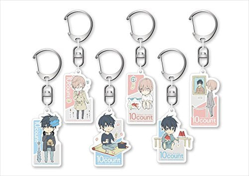 Image 1 for Ten Count Acryl Keyholder Collection Box (6 Pieces)