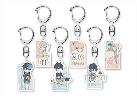 Image for Ten Count Acryl Keyholder Collection Box (6 Pieces)